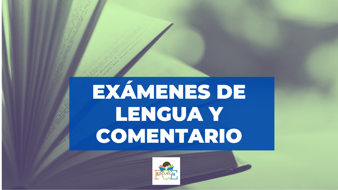 Examenes de Lengua
